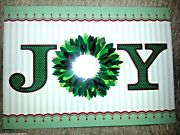 18 Christmas Cards W/ Envelopes Holiday Joy Boxed Set Vintage Trim A Home New