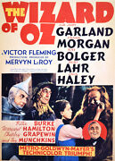 2332.the Wizard Of Oz Movie Art Decoration Poster.home Graphic Design.