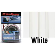 Keelguard 8 Ft White Keel Guard For 21 - 22 Ft Boats - Perfect For Beaching