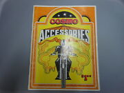 Cosmo Motorcycle Accessories Catalog