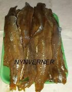 Smoked Salted Herring Fish 3 Lb. Skinless Fillet. Limited Quantity