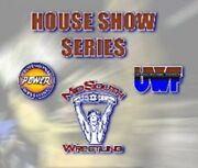 Mid South Wrestling Presents House Show Series Entire 21 Dvd Library Vols 1-21