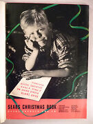 Sears Catalog - Christmas, 1938 Toy, Toys Nice Condition