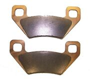 Arctic Cat 250-1000 Front And Rear Brake Pads 09-5533jl 0502-604 1436-420 0502-
