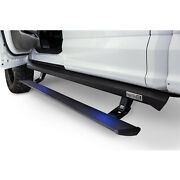Amp Research 77151-01a Powerstep Xl Running Boards W/led Light System For F-150