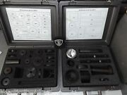 Miller Tool 8696cc Jeep Front And Rear Axles/suspension Specialty Tool Set