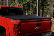 Lund 969553 Hard Fold Truck Tonneau Cover For 07-13 Toyota Tundra 5.5 Ft Bed