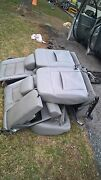 Silver Ford Five Hundred Seats