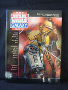 Star Wars Galaxy Two Art Of Book Chrome Chromium Cover Proof Prototype Signed