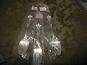 Serving Set 3 New Reed And Barton 1824 Francis I Flatware Solid Sterling Silver