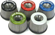 Hot Products 2.5 Series Air Filter Silver 53-4274-sil