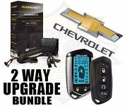 2 Way Pager Remote Start Plug And Play Car Starter 2006-2013 Most Gm Cars Gm10