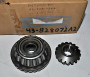 Mercury/quicksilver Fwd. And Pinion Gear 42828072a2 Supersedes To 43-878087a4 21t