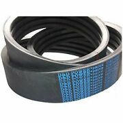 Dandd Power Drive 8vk2120/09 Made With Kevlar Banded Belt 1 X 212in Oc 9 Band