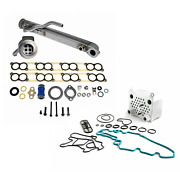 Rudyand039s Updated Egr Cooler Oil Cooler Intake Gaskets For Ford 6.0l Powerstroke