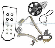 02-06 Honda Cr-v 2.4l K24a1 Dohc 16v Gasket And Water Pump And Timing Chain Kit Set