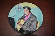 Elvis Looking At A Legend Collectors Plates Plate 6 Limited Edition