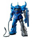 New Bandai Mg 1/100 Ms-07b Gouf Ver 2.0 With Extend Clear Parts Plastic Modelkit