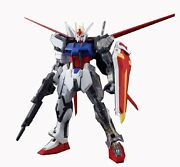 New Bandai Mg 1/100 Gat-x105 Aile Strike Gundam With Extend Clear Parts Modelkit