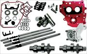 Feuling Hp+ Complete Camchest Kit W/ Reaper 574 Chain Drive Cam Harley 99-06