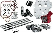 Feuling Race Series 594 Gear Drive Cam Complete Camchest Kit Harley T/c 99-06