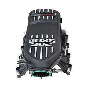 Boss 302 Intake Manifold For 11-14 Ford Mustang, Gt, V8, Ls, 5.0