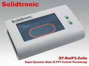 Solidtronic St-roip3 Standalone Zello Roip Gateway With Rt-4ps Diy Cable