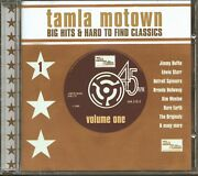 Tamla Motown - Big Hits And Hard To Find Classics Cd - Soul