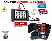 For Autel Maxisys Ms906 Diagnostic Android Scanner Data Analysis Tool System