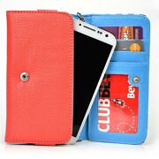 Universal Wrist-let Case Clutch Cover And Organizer For Smart-phones Kroo Xlmts8