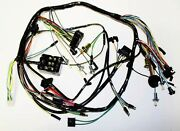 New 1965 Ford Mustang Under Dash Complete Wire Harness Usa Made