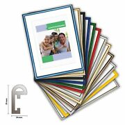 Plastic Frame Classic Photoframe Plastic In 14 Colors Photo Frames