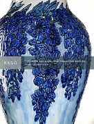Rago James And Diane Cook Collection 2015 Auction Catalog Glass Ceramic Vase