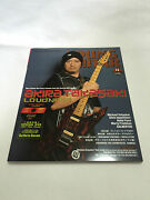Young Guitar Magazine 2011 Nov. Printed In Japan Dvd Regioncode2 Loudness
