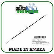 Rear Left Parking Brake Cable For Chevy Chevrolet Optra Part 96435117, 96549800