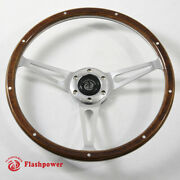15and039and039 Classic Wood Grain Steering Wheel Restoration Austin Healey 1003000sprite