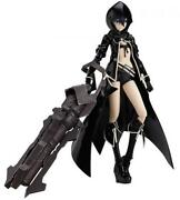 New Figma 140 Black Rock Shooter Tv Animation Ver. Figure Max Factory F/s