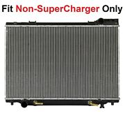 Radiator 1155 Fits 1991-1995 Toyota Previa 2.4l L4 Non-supercharger Only
