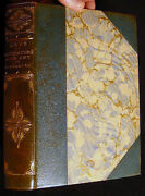1901 Love In Literature And Art Decorative Leather Binding Illustrated