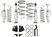 Vikingandreg Voyager Front And Rear Coil-over Shocks - 4 Pack 1964-67 Gm A Body Bb