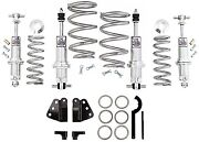 Vikingandreg Voyager Front And Rear Coil-over Shocks - 73-76/91-96 Chevy Fs Wagon Sb