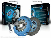 Blusteele Heavy Duty Clutch Kit For Holden Commodore Vx 5.7 L V8 Gen Iii And Slave