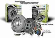 Blusteele Dual Mass Flywheel Clutch Kit For Holden Commodore Vf Gen4 Ls2 And Slave
