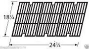 Kenmore And Kmart Gas Grill Cast Iron Coated Cooking Grate 24.75 X 18.75 63113