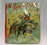 Around The World With Santa Claus By R. Andre Published 1891 Mcloughlin Bros.