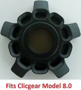 Clicgear Model 8 Replacement Parts Brake Front Wheel Gear Fits 8.0 Oem Part Four