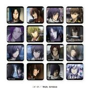 Hakuouki Lottery Can Badge Collection 30pack 1box Limited Japan Anime From Japan
