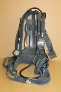 Industrial Cbrn Scba Harness Backpack 1997 Style Survivair Panther