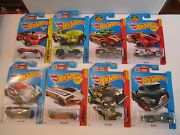 Lot Of 21 Hotwheels Cars In The Original Packaging - Brand New - See Pics