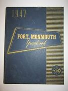 1947 Fort Monmouth School Yearbook - Nice